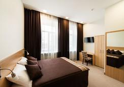Center Hotel - Saint Petersburg - Bedroom