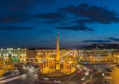 Center Hotel - Saint Petersburg - Outdoor view