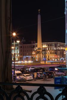 Center Hotel - Saint Petersburg - Balcony