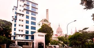 Harbour Ville Hotel - Singapore - Building