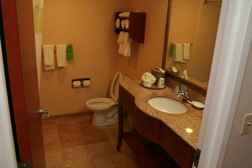Hampton Inn & Suites Alexandria Old Town Area South - Alexandria - Bathroom