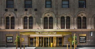The Manhattan Club - New York - Building