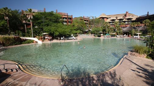 Disney's Animal Kingdom Villas - Kidani Village - Lake Buena Vista - Pool