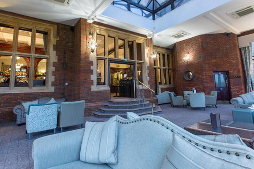 Dunston Hall - Norwich - Lounge