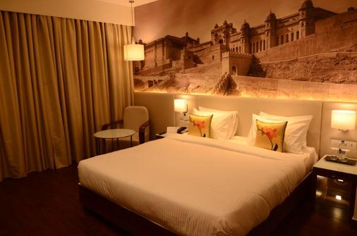 Regenta Central - A Hotel By Royal Orchid Group of Hotels - Jaipur - Bedroom