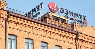 Azimut Hotel Tulskaya Moscow - Moscow - Building