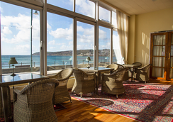 The Queens Hotel - Penzance - Lounge
