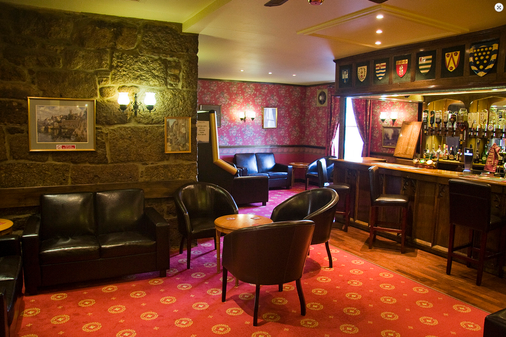 The Queens Hotel - Penzance - Bar