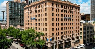 Hotel Andra - Seattle - Building