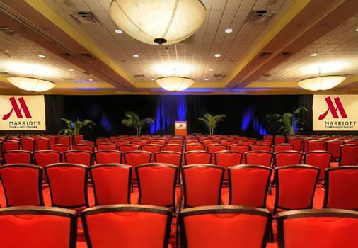 Tampa Marriott Westshore - Tampa - Banquet hall