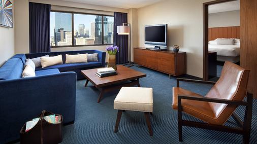 Hyatt Regency Minneapolis - Minneapolis - Living room