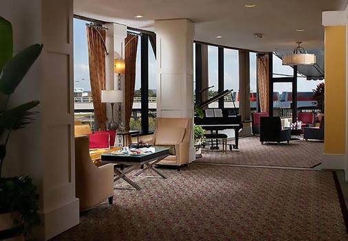 Tampa Airport Marriott - Tampa - Lounge