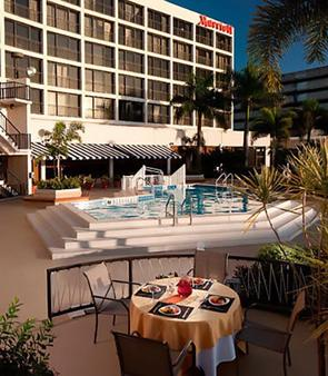 Tampa Airport Marriott - Tampa - Gym