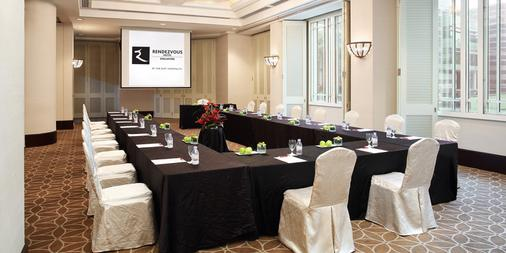 Rendezvous Hotel Singapore - Singapore - Meeting room