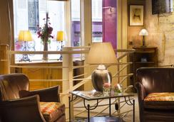Hotel des Arts Montmartre - Paris - Lounge