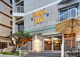 The Savoy Tel-Aviv, Sea Side