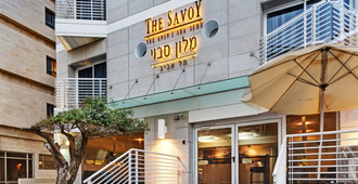 The Savoy Tel-Aviv, Sea Side - Tel Aviv - Building