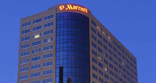 Kansas City Marriott Country Club Plaza - Kansas City - Building