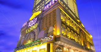 Rio Hotel - Macau - Building