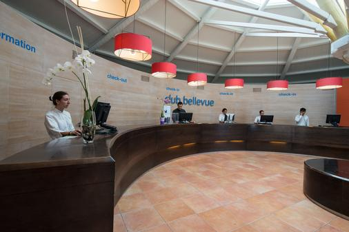 Bellevue Club - Alcúdia - Front desk