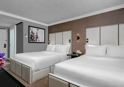 The Manhattan At Times Square Hotel - New York - Bedroom