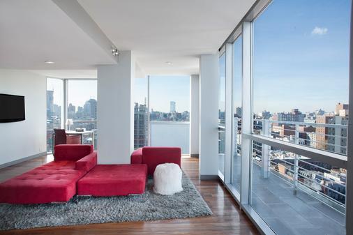 Hotel On Rivington - New York - Living room
