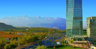 The Ritz-Carlton Almaty - Almaty - Building