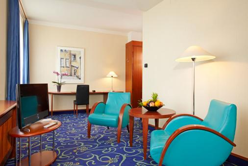 Seaside Park Hotel Leipzig - Leipzig - Living room