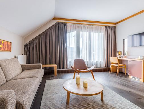 Boutique Hôtel Le Morgane - Chamonix - Living room