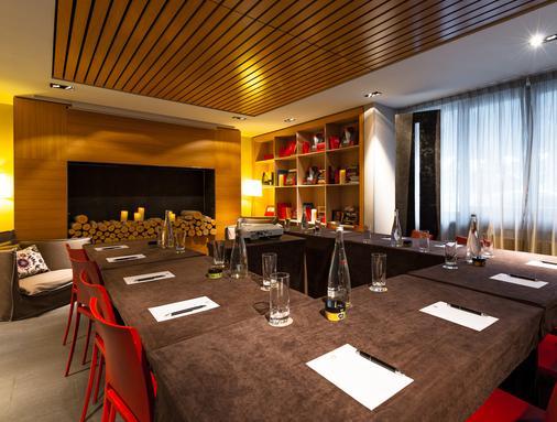 Boutique Hôtel Le Morgane - Chamonix - Meeting room