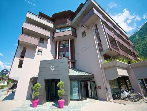 Boutique Hôtel Le Morgane - Chamonix - Building