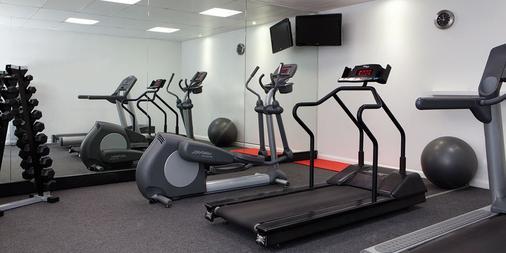 Adina Apartment Hotel Sydney Central - Sydney - Gym