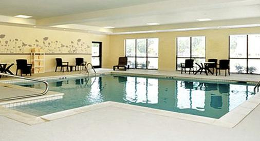 Sleep Inn & Suites Medical Center - Shreveport - Pool
