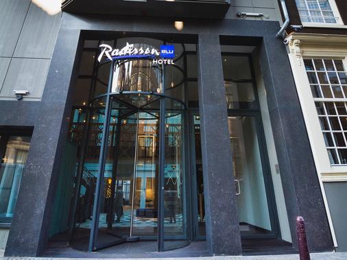 Radisson Blu Hotel, Amsterdam - Amsterdam - Building
