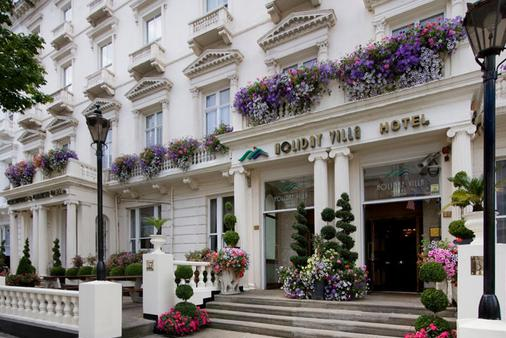 Holiday Villa Hotel And Suites - London - Building