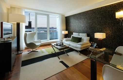 Pestana Chelsea Bridge Hotel & Spa - London - Living room