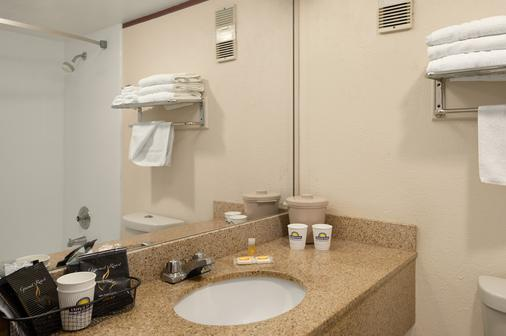 Days Inn by Wyndham Miami International Airport - Miami - Bathroom