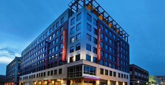 Residence Inn by Marriott Boston Back Bay Fenway - Boston - Building