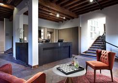 Exe Casa De Los Linajes - Segovia - Lobby