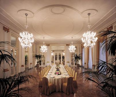 Eurostars Excelsior - Naples - Meeting room