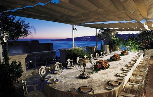 Eurostars Excelsior - Naples - Restaurant