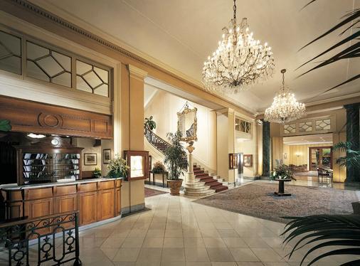 Eurostars Excelsior - Naples - Lobby