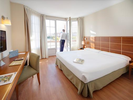 Eurostars Zarzuela Park - Madrid - Bedroom