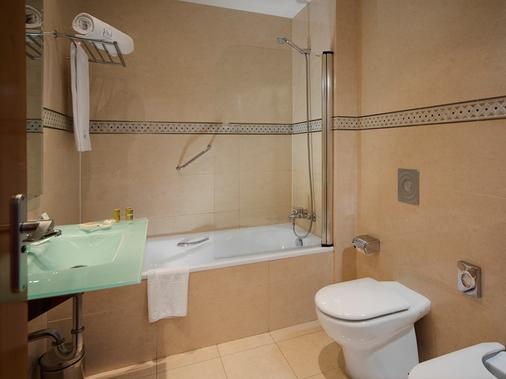 Eurostars Zarzuela Park - Madrid - Bathroom