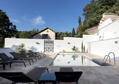 Eurostars Washington Irving - Granada - Pool