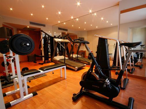 Exe Plaza - Madrid - Gym