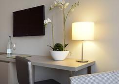 Exe Zaragoza Wtc - Zaragoza - Bedroom