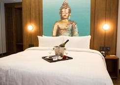 Ikonik Hotel Puebla - Puebla - Bedroom
