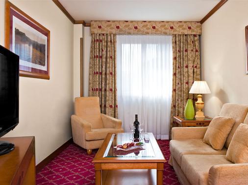 Eurostars Las Claras - Salamanca - Living room