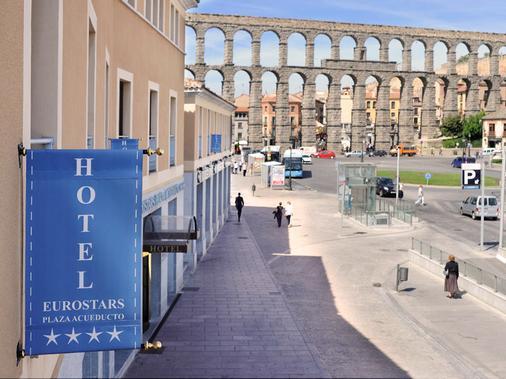 Eurostars Plaza Acueducto - Segovia - Outdoor view
